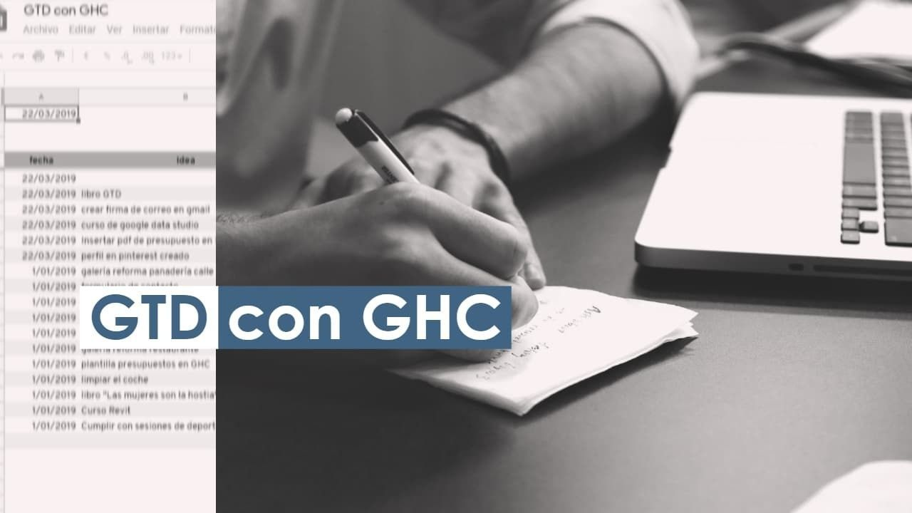 GTD con GHC
