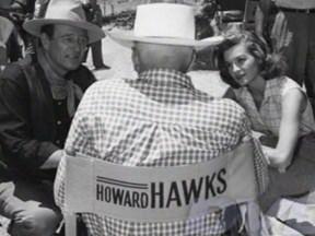 NO hagas como Howard Hawks , en general me refiero