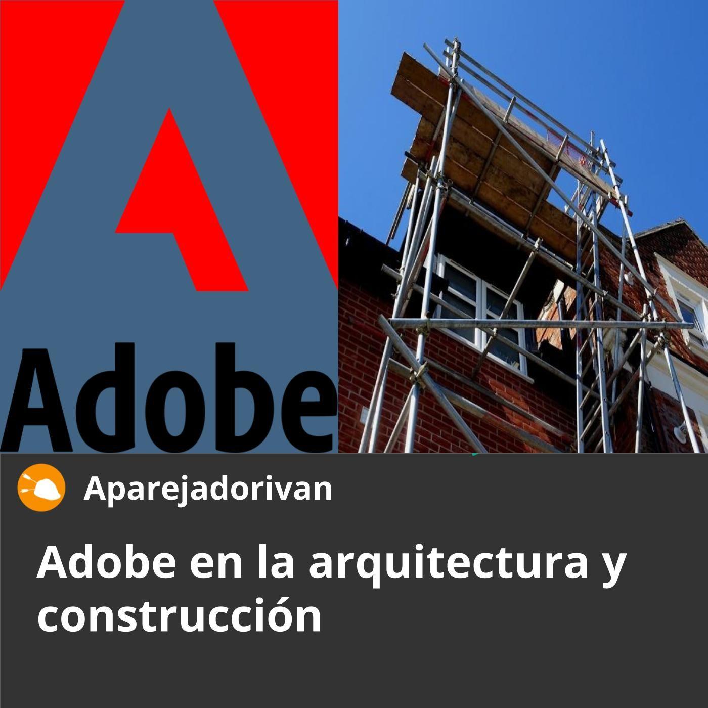 adobe en la arquitectura y construccion