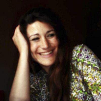 Beatriz Fernández Castro - los pies en la tierra