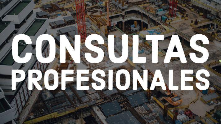 consultas profesionales