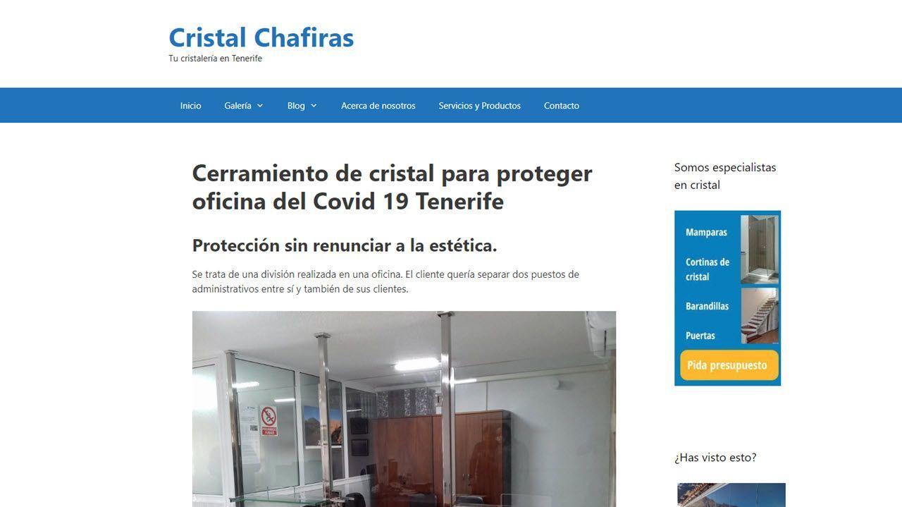 ejemplo webercial