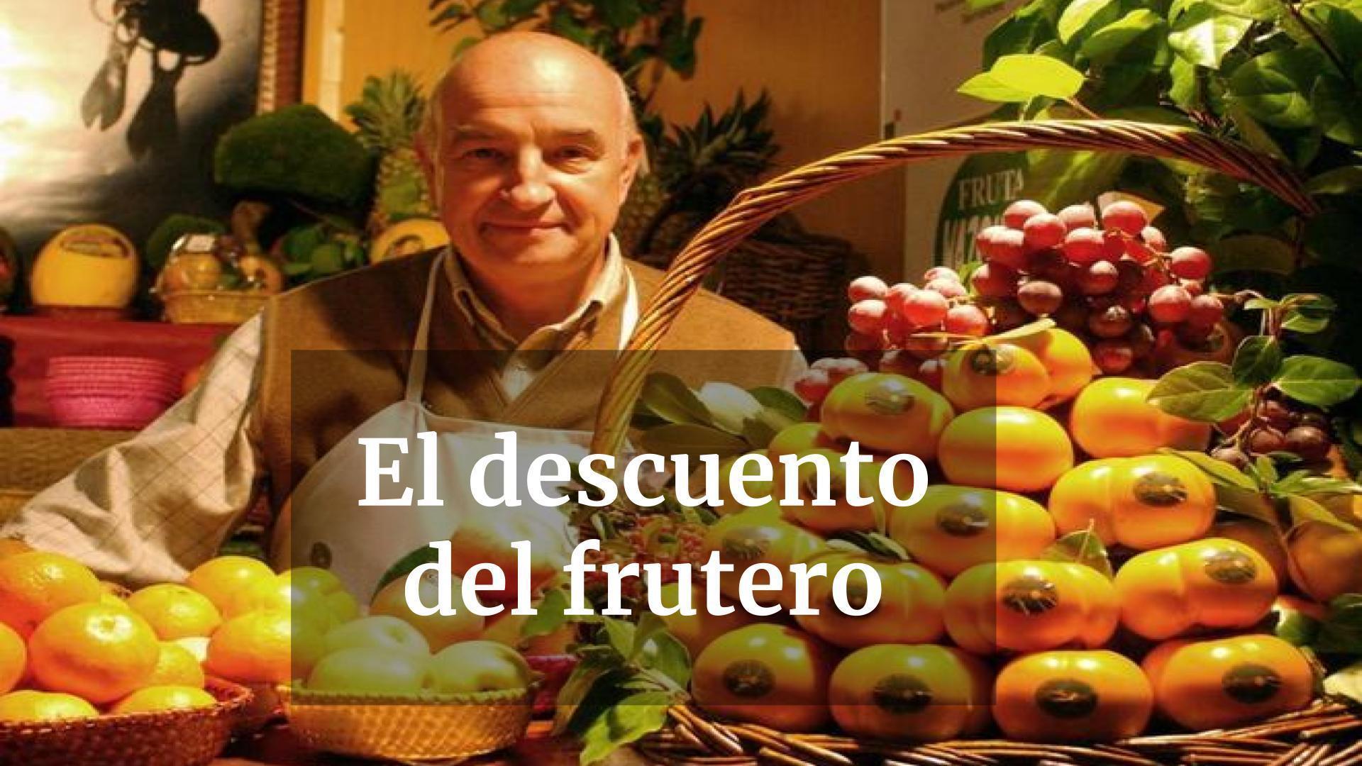 el descuento del frutero