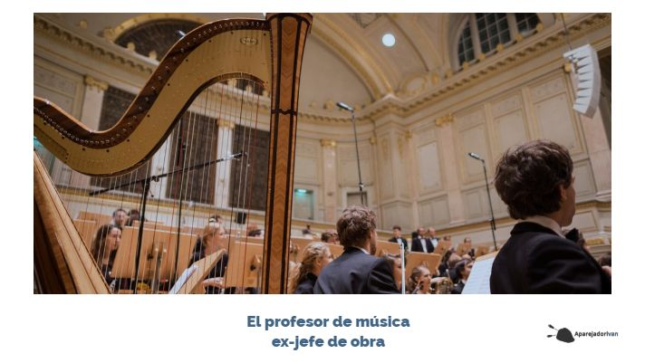 el profesor de música