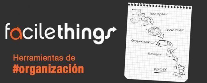 Herramientas de organización: facilethings
