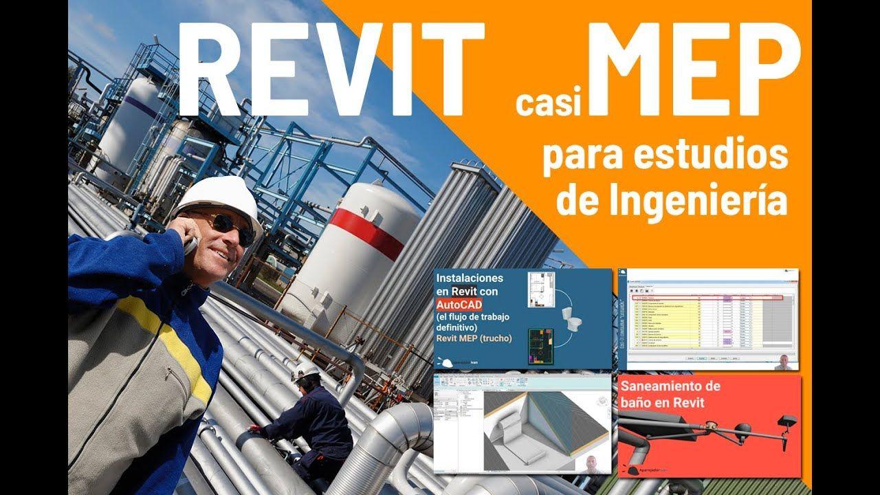 Revit MEP para Estudios de Ingeniería especializados en Instalaciones