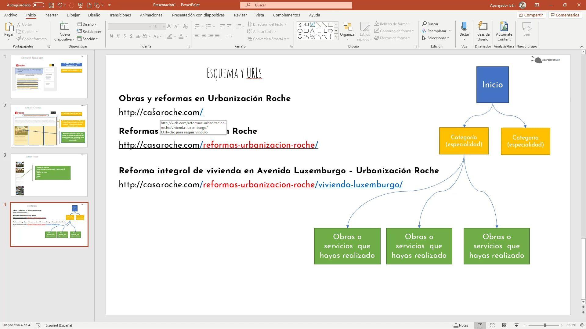 Cómo estructurar tu web de reformas - Vimeo thumbnail