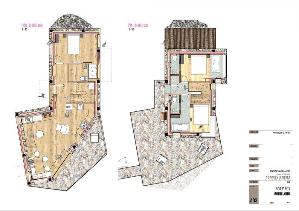 proyecto casa rural sierra albacete 3
