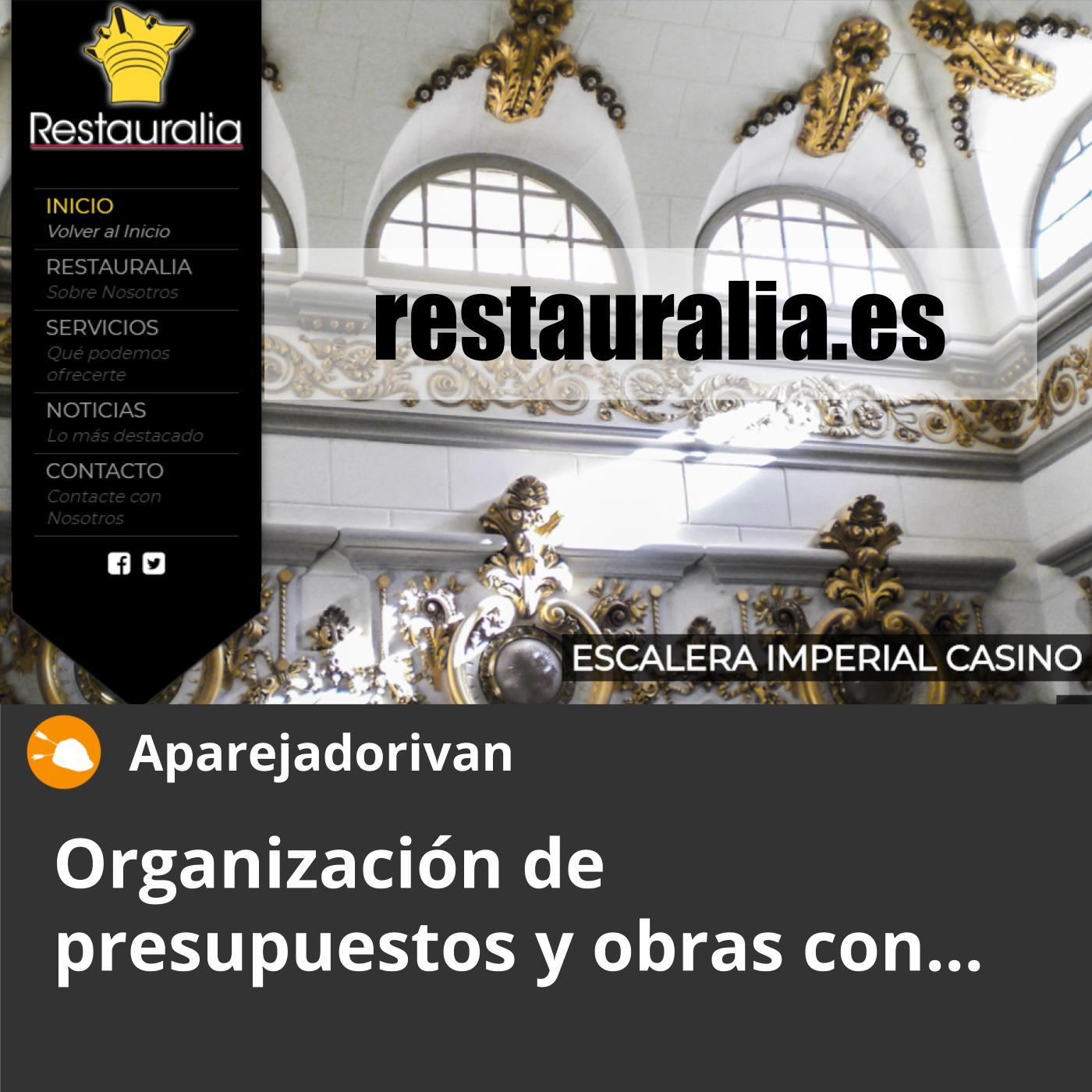 Restauralia Murcia organizacion obras Streak