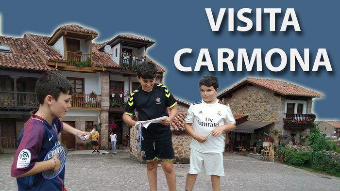 Visita Carmona en Cantabria